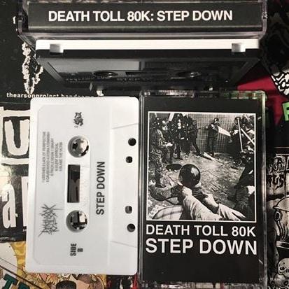 Death Toll 80k - Step Down