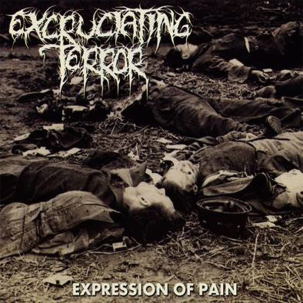 Excruciating Terror - Expression of Pain