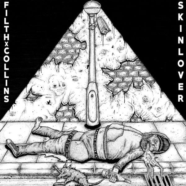 FilthxCollins / Skinlover - Split