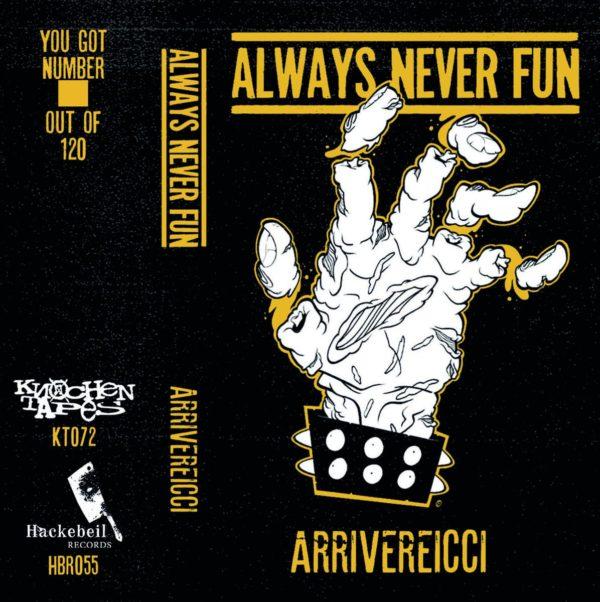 ANF - Arrivereicci