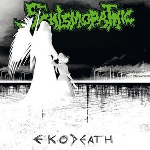 Schismopathic / Antigama ‎– Eko-Death