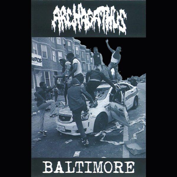 Archagathus - Baltimore Rehearsal Demo - 2016