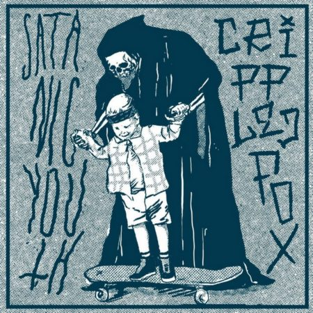 Crippled Fox / Satanic Youth - Split TAPE