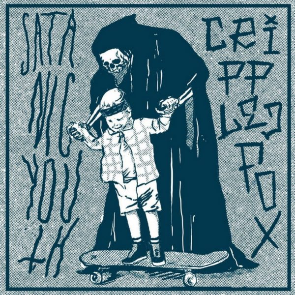 Crippled Fox / Satanic Youth - Split TAPE