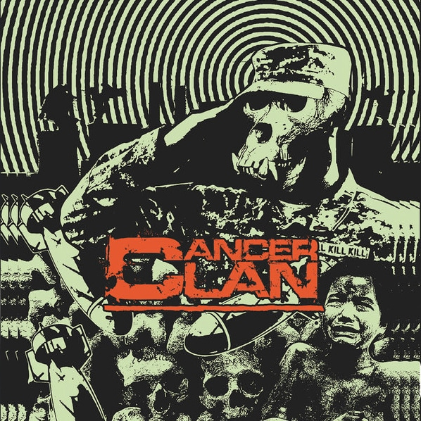 Cancer Clan / Desteufels - Split