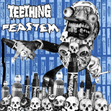 Feastem / Teething - Split