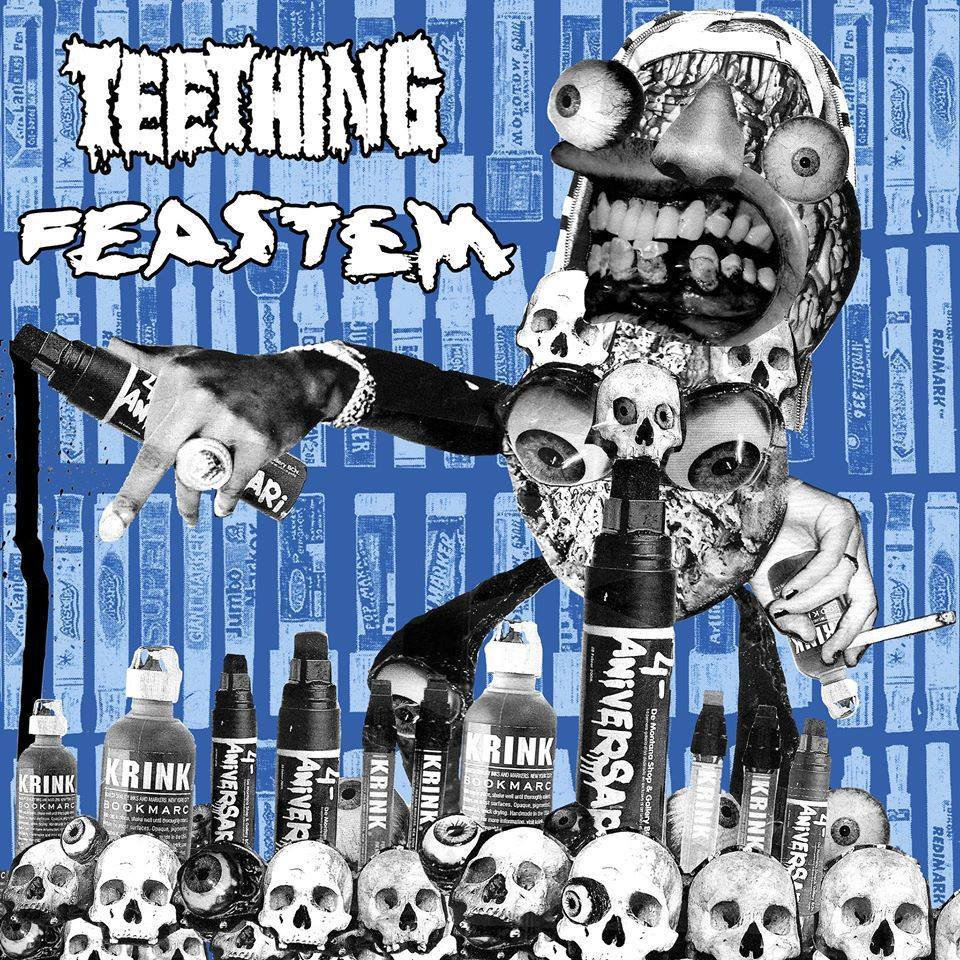 Feastem / Teething - Split