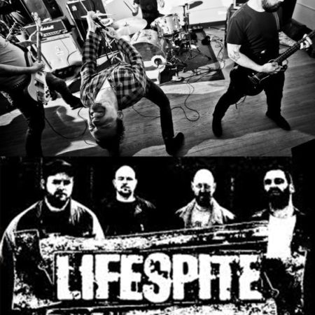 Lifespit - Fucking Invicible - Split