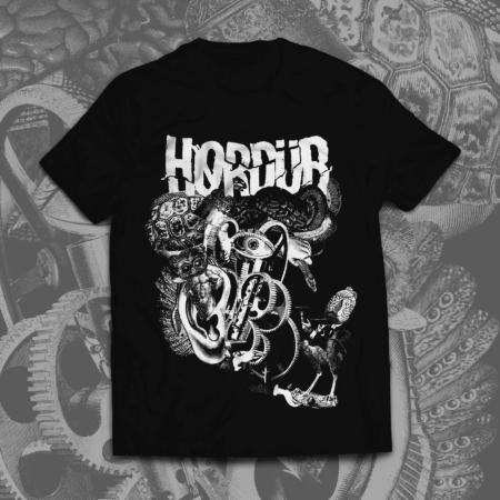 Hørdür - Greek Tour TSHIRT