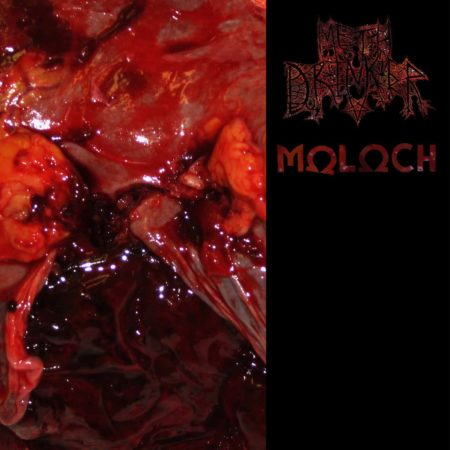 Meth Drinker / Moloch - Split