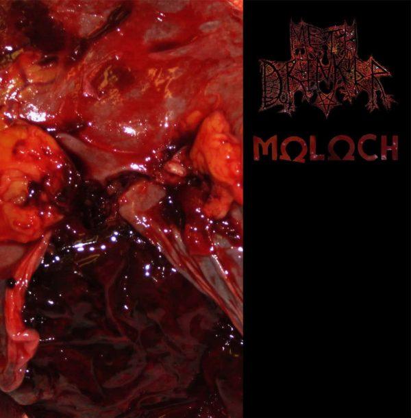Meth Drinker / Moloch - Split