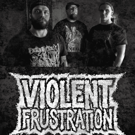 Violent Frustration - Peace Was Never An Option