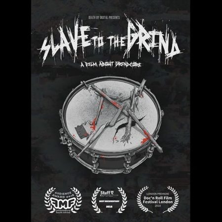 Slave To The Grind DVD