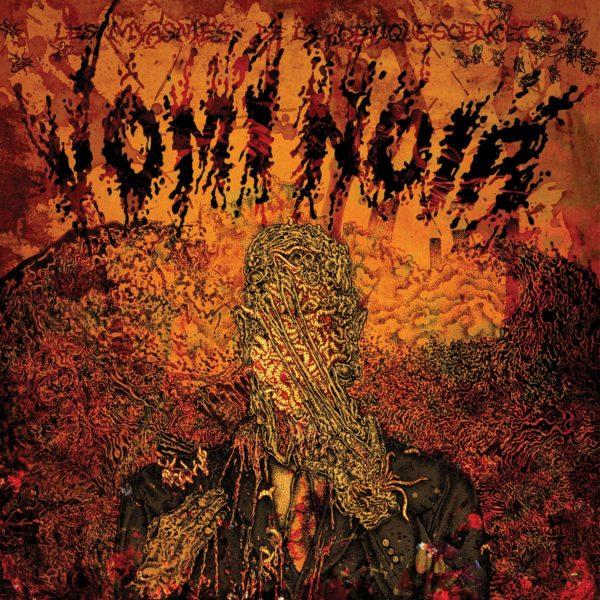 Vomi Noir - Les Myasmes de la Deliquescence