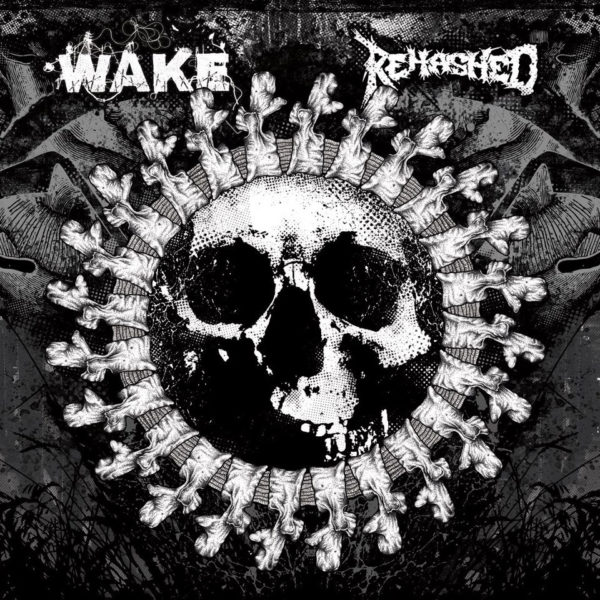 Wake / Rehashed - Split
