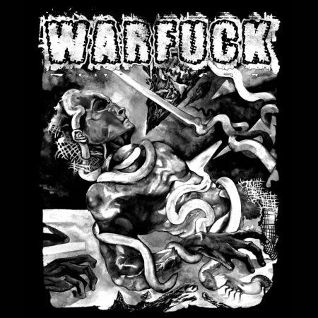 Warfuck - Vamos a la Playa ZIPPED HOODIE