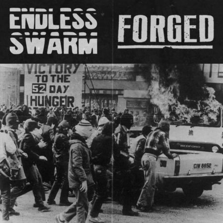Endless Swarm / Forged - Split