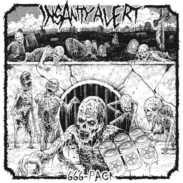 Insanity Alert - 666-Pack