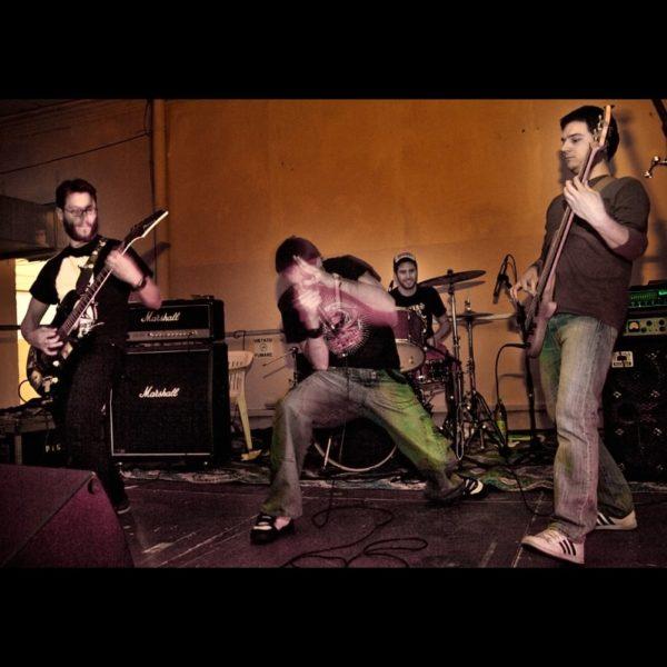 Horse Bastard / Ape Unit - Split EP