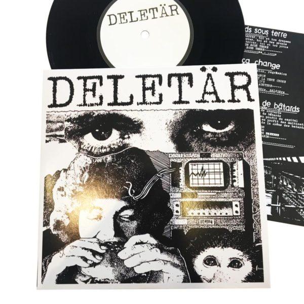 Deletär - S/T - 7 EP
