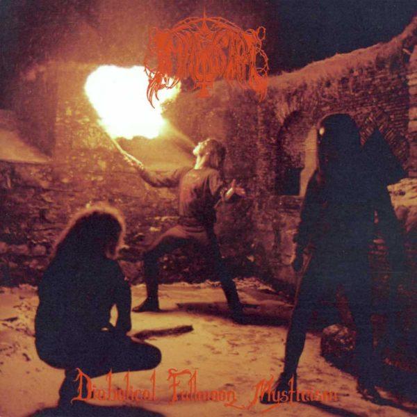 Immortal - Diabolical Fullmoon Mysticism