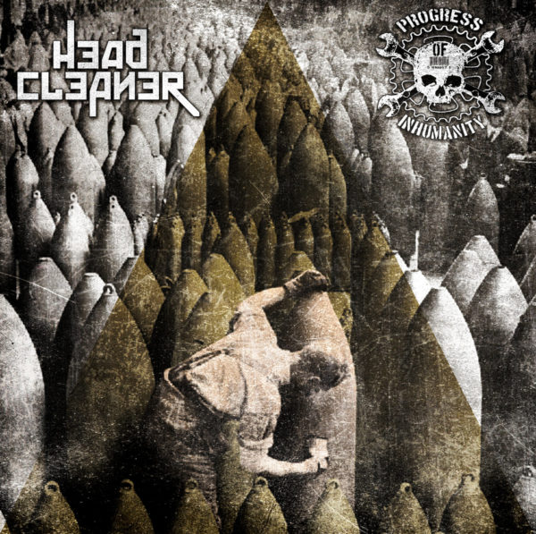Head Cleaner / Progress Of Inhumanity - Split