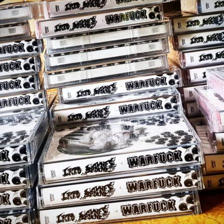 Warfuck / Into Sickness - Split tape