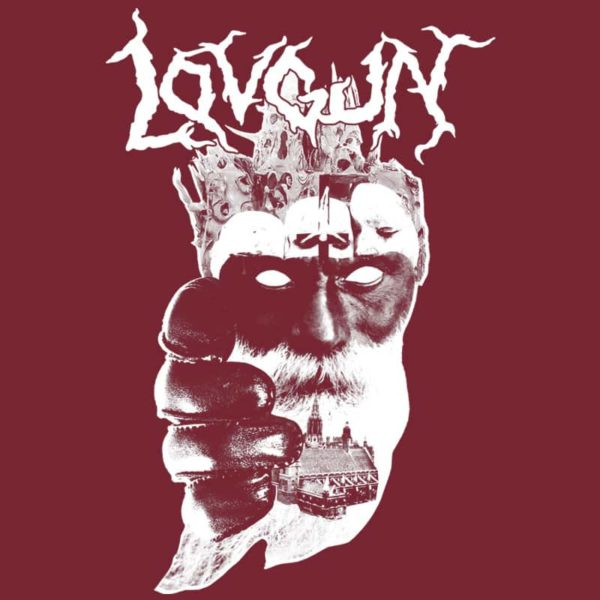Lovgun - El Commander TSHIRT
