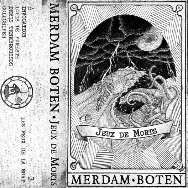 Merdam Boten - Jeux de Morts