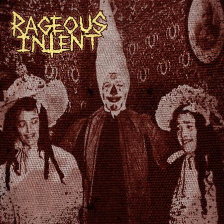 Rageous Intent - s/t